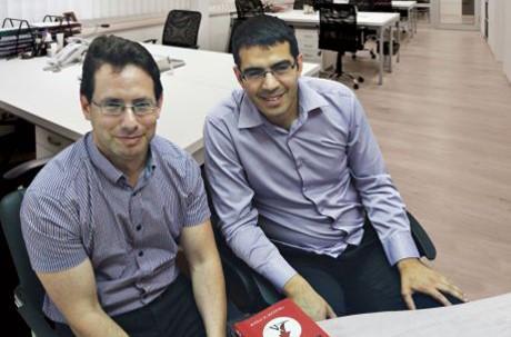 עומר רבינוביץ' מנכ״ל אינווסטור 360 ורן גיורא