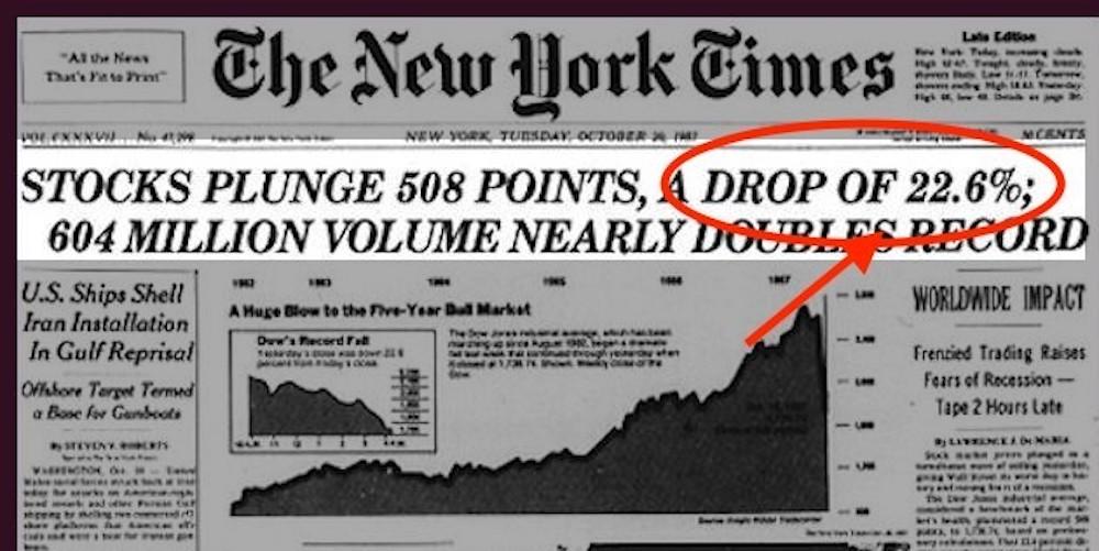 על אף שקשה לחזות משבר פיננסי אנחנו נעזור לכם לצלוח את המשבר הבא בשוק ההון